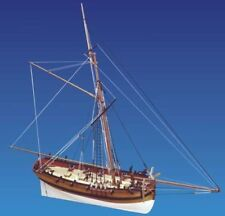 Caldercraft HMS Sherbourne 8 pistola Royal Navy Cortador 1763 Kit De Madera Escala 1:64
