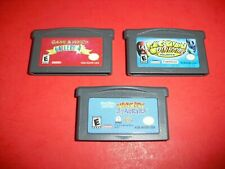 Game and Watch Gallery 4, Tiny Toon Wacky Stackers & Pac-man Pinball! Authentic