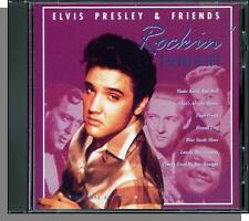 Elvis Presley & Friends - Rockin' Tonight - New VA CD: 15 Songs with 7 by Elvis!