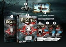 Risen 2. Dark Water. Limited Edition (PC) RUSSIAN! NEW