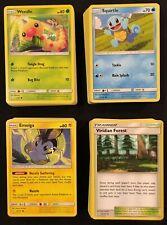 2019 Pokemon Sun & Moon Team Up Cards (1-181) Lot You Pick