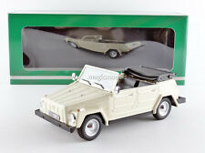 Cult Models Volkswagen 181 Kübelwagen White Color in 1/18 Scale New! In Stock!