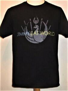 Rock band JIMMY EAT WORLD T-shirt