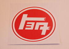 "2 Pieces lot Japanese JDM car window sticker/decal ""Old Toyota Logo"""