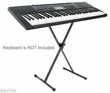 X Style Stand for Yamaha PSR-E243 PSR-E343 YPT-230 EZ-220  EZ-200 DJX Keyboards