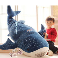 Cushion Kids Toy Large Whale Shark Child Pillow Soft Stuffed Doll Plush Toys