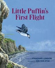 Little Puffin's First Flight (Paperback or Softback)