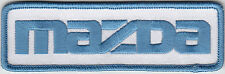 MAZDA EMBROIDERED PATCH
