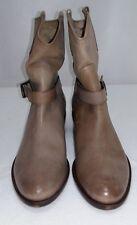 Low Boots Femme Johann Cuir Sable 39