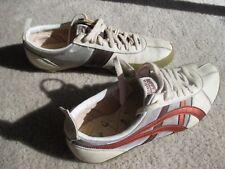 NEW Asics Onitsuka Tiger LA84 Men's Beige Leather Sneakers Shoes Size US 9.5 EUR