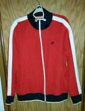 Nike Red Track Jacket XXL preowned