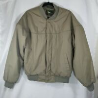 Gordon & Fergusen Tan Jacket Size Medium Field & Stream Excellent Used Condition