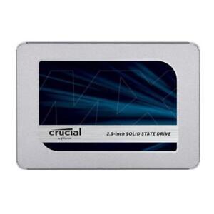 """Crucial HARD DISK SSD 500GB MX500 2.5"""" SATA 3 (CT500MX500SSD1) (0000042283)"""