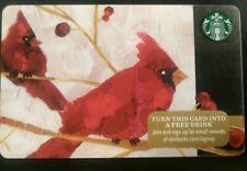 "Starbucks 2015 "" Cardinals "" Series 6113.                                    (C)"