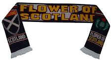 SCOTLAND Football écharpe-Flower Of Scotland