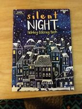 Adult Cooling Book Silent Night Holiday Kappa Tear & Share NEW