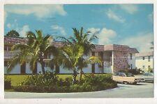 Tierra Verde Adult Condominium STUART FL Vintage Florida Postcard