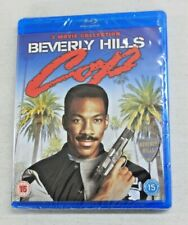 Beverly Hills Cop: 3-Movie Collection [Blu-ray] [Region Free] NEW