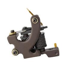 1PC Professional Coil Tattoo Machine Zinc Alloy 10 Wrap Coil Liner Shader Gun