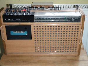 RFT STERN TYP R160 RADIORECORDER - RADIO -  DDR -