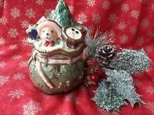 Fritz&Floyd Winter Wonderland Classic Salt Shaker Kitchen Decor Christmas