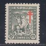 ESPAÑA (1944) NUEVO SIN FIJASELLOS MNH -EDIFIL 985 (20+5 cts)TUBERCULOSOS LOTE 2