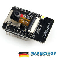 ESP32-CAM NodeMCU 5V WIFI Bluetooth-Entwicklungsboard mit OV2640 Kamera Modul