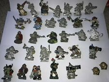 GW Warhammer citadel - Huge Rare Dwarf collection OOP