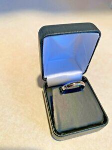 950 Palladium Benchmark: Mens Womens Wedding Ring Comfort Band