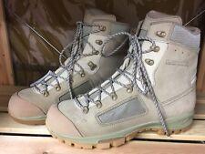 LOWA ELITE SUEDE DESERT COMABT BOOTS - Sizes , British Army Issue , UNUSED