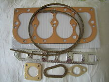 AUSTIN SEVEN 7, ENGINE, DECOKE GASKET SET 1933-1936 SIDEDRAUGHT ENGINE