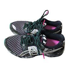 Asics Gel Noosa Tri 8 Triathlon Running Shoes Women Sz 7 Storm Mint T356N
