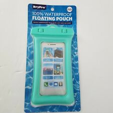 DRYPRO 100% Waterproof Floating Pouch Protect Smartphones From Water Dirt Sand