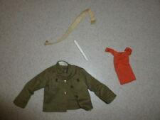 GI Joe Vintage Jacket 1967 Collar Belt