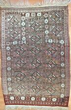 Beautiful Baluch - 1940s Antique Prayer Design - Tribal Rug - 3.1 x 4.3 ft.