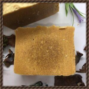 Handmade, Natural, Anti-aging  Carrot And Honey Soap