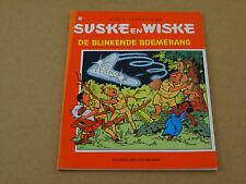 STRIP / SUSKE EN WISKE 161: DE BLINKENDE BOEMERANG | Herdruk 2000