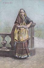 INDIA - A Bunia Girl