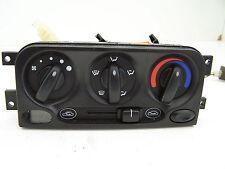 Daewoo Matiz (2000-2004) Heater controls