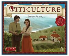 Viticulture board game Essentials Edition