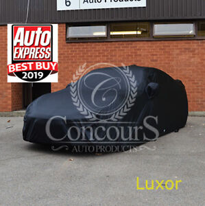 Mercedes SL Class (R230) Fleece Lined Indoor Breathable Car Cover 2002-2008