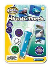 Brainstorm Juguetes Shark Antorcha Y Proyector