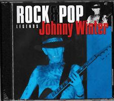 Johnny Winter - Rock & Pop Legends / CD / NEU+OVP-SEALED!