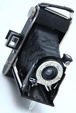 "Ansco AGFA Folding Camera ""Captain"" 6 x 9 Vintage  works 388347"