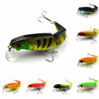 1pcs Jointed Fishing Lures Wobbler Minnow Pesca Fish Bait Hard Lure 10.5cm 14g