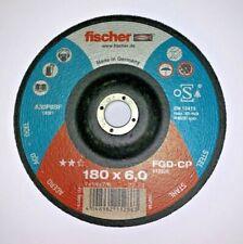"fischer 7"" Carbon Grinding Wheel (Box of 10)"