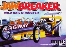 MPC 1:25 Jawbreaker Rail Dragster Car Model Kit