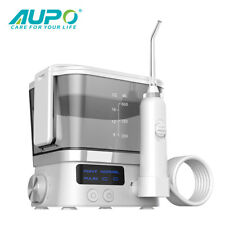 Aupo Electric Water Jet Pick Flosser Oral Irrigator Teeth Cleaning Dental Cle