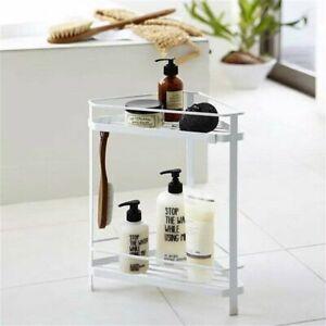Corner Shelf Bath Storage Rack Shampoo Shower Soap Wall Hanging Bathroom Holder