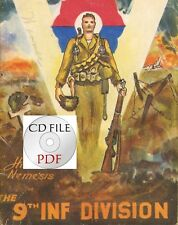 CD File The 9th Infantry Division North Africa WW2